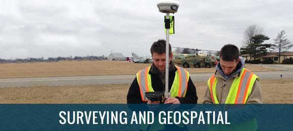 surveying and geospatial